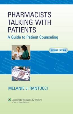 Pharmacists Talking with Patients: A Guide to Patient Counseling