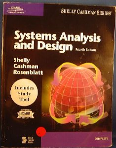Systems Analysis & Design 4e