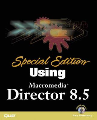Using Macromedia Director 8.5