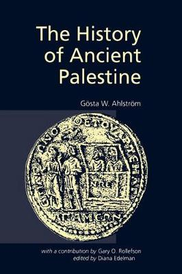 The History of Ancient Palestine from the Palaeolithic Period to Alexander's Conquest