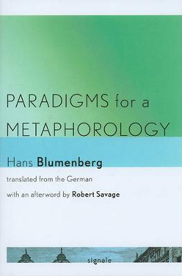 Paradigms for a Metaphorology