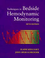 Techniques In Bedside Hemodynamic Monitoring 5ed