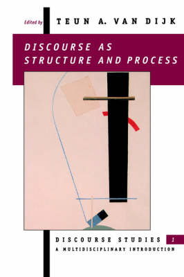 Discourse as Structure and Process: v. 1: Discourse as Structure and Process
