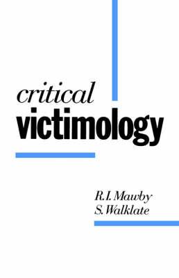 Critical Victimology: International Perspectives