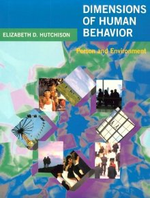 Dimensions of Human Behaviour: v. 1: Person and Environment