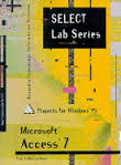 Select Microsoft Access 7.0 for Windows 95