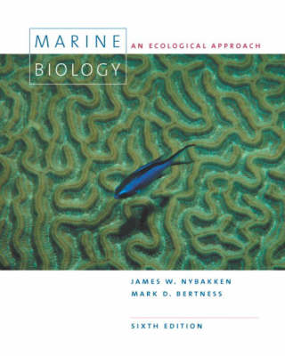 Marine Biology: An Ecological Approach 6ed