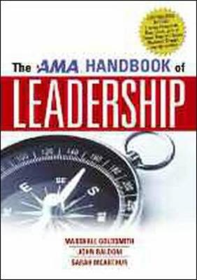 Ama Handbook Of Leadership