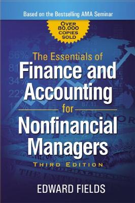 ESSENTIALS OF FINANCE & ACCTG FOR NONFINANCIAL MGRS