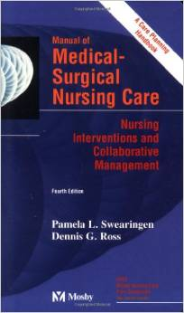 Medical Surgical Nursing Manual