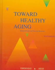 Towards Healthy Ageing
