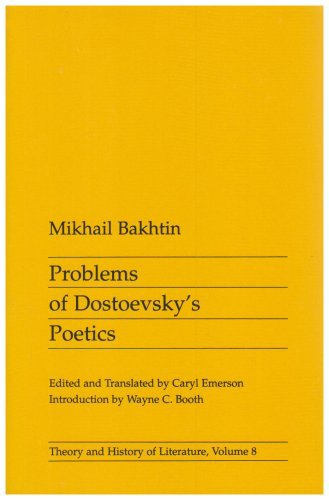 Problems of Dostoevsky's Poetics