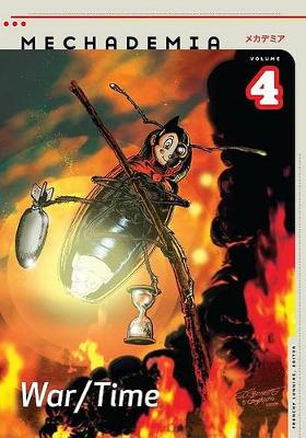 Mechademia 4: War/Time: 4