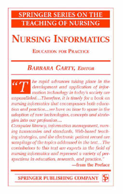 Nursing Informatics: Education for Practice