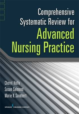 Comprehensive Systematic Review for Advanced Nursing Practice