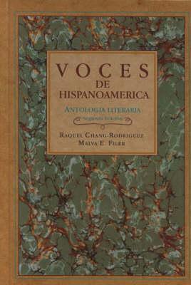 Voces De Hispanoamerica