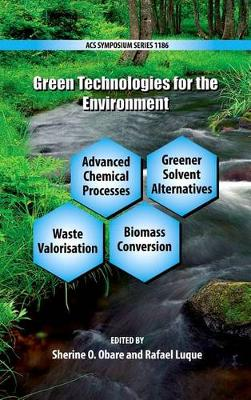 Green Technologies for the Environment