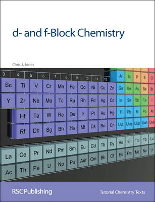 D and F-Block Chemistry