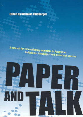 Paper and Talk
