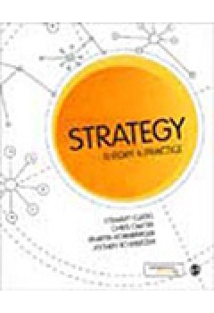 Strategy: Theory and Practice