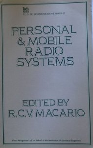 Personal and Mobile Radio Systems