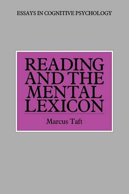Reading and the Mental Lexicon