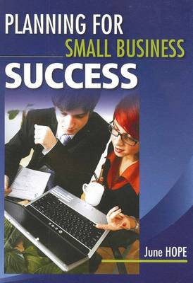 Planning for Small Business Success: Sbo1, Bsbsbm301a
