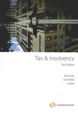 Tax&Insolvency 3rd Ed.