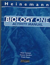 Biology One Activity Manual