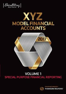 2017 XYZ MFA  - Special Purpose Fin Reporting: Volume 1