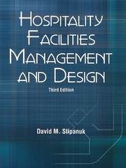 Hospitality Facilities Management and Design