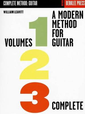 A Modern Method for Guitar- Complete: Volumes 1, 2, 3