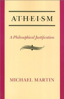 Atheism: A Philosophical Justification