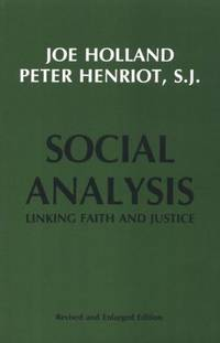 Social Analysis: Linking Faith and Justice
