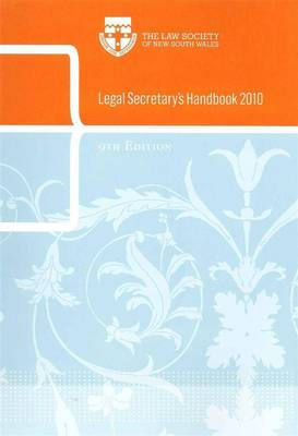 BSBLEG302A Legal Secretary's Handbook