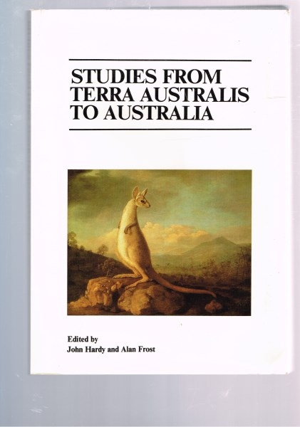 Studies From Terra Australis To Australia