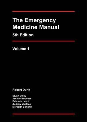 The Emergency Medicine Manual [ 2 Volumes ]