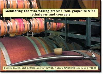 Monitoring the Winemaking Process from Grapes to Wine: Techniques and Concepts