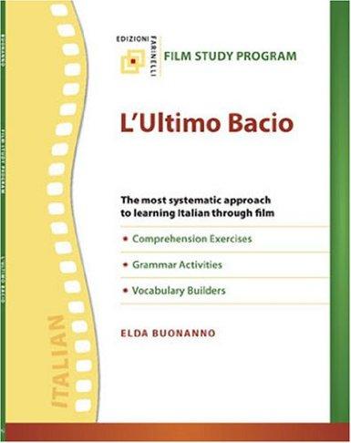 L'ultimo Bacio: Film Study Program