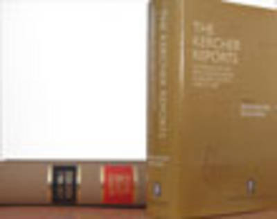 The Kercher Reports: Decisions of the New South Wales Superior Courts, 1788-1827
