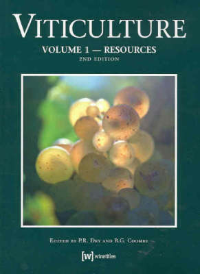 Viticulture: Resources: v. 1: Resources