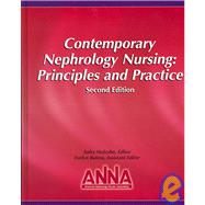 Contemporary Nephrology Nursing