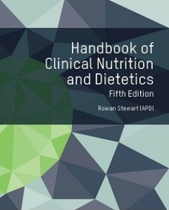 Griffiths Handbook of Clinical Nutrition and Dietetics 5th Edition
