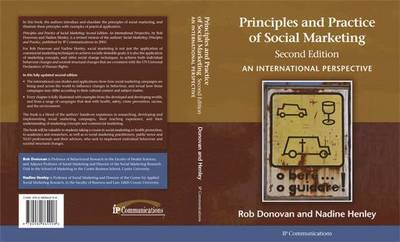 Principles and Practice of Social Marketing: An International Perspective