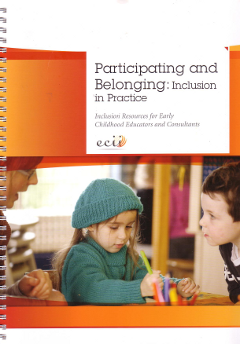 Participating and Belonging - Inclusion in Practice