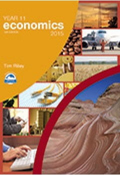 Year 11 Economics Textbook 2015 (Book plus CD)
