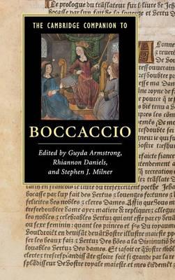 The Cambridge Companion to Boccaccio