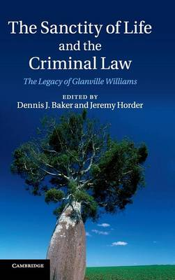 Sanctity of Life and Criminal Law