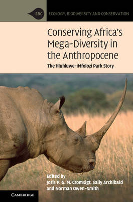 Conserving Africa's Mega-Diversity in the Anthropocene: The Hluhluwe-iMfolozi Park Story