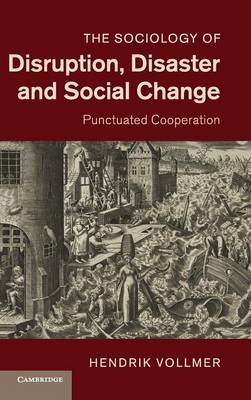 Sociolgy Disr Disaster Social Chnge
